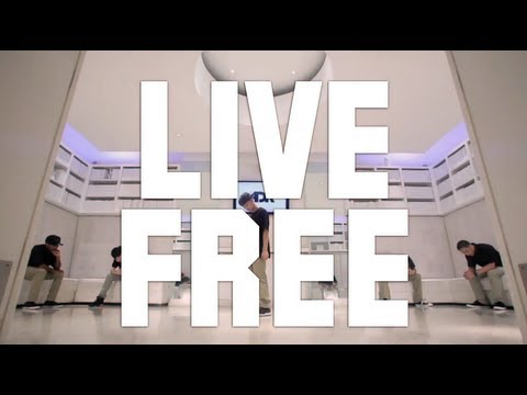 HDK PRESENTS: ANDREW BATERINA - LIVE FREE (music by @JCOLENC)