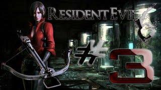 Resident Evil 6 Detonado (Walkthrough) Ada Wong Parte 3 HD
