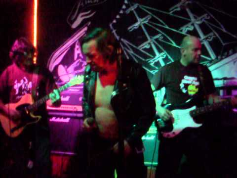 JOHNNY MOPED live @ new cross inn. london.2008 part 2 of 3