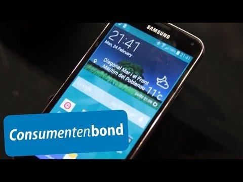 Samsung Galaxy S5 - MWC 2014 (Which?)