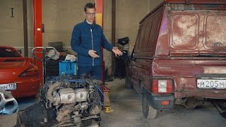 Бешеный мотор на Жигули. Плагиат серия 2. Академик (Academeg).