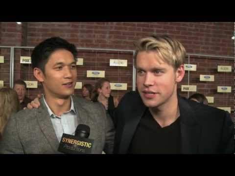 Glee Season 4 - Harry Shum - Mike's Return to McKinley High