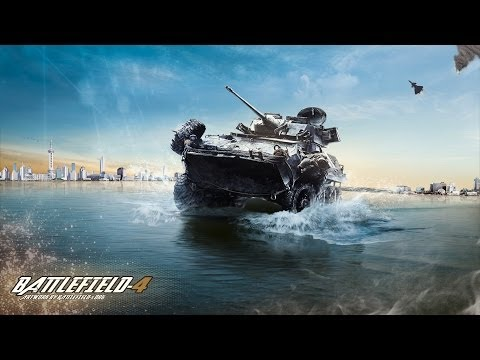 Battlefield 4 Multiplayer China Rising Crazy Moments! Defibrillator Kills, Bike Launches, and More!