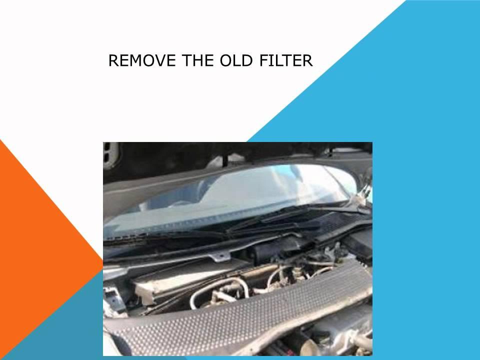 2012 ford focus cabin air filter