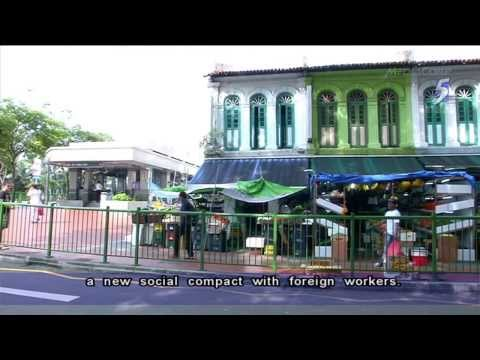 PM Lee: Little India riot is a good reminder for Singaporeans - 24Dec2013