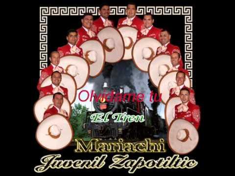 Olvidame Tu - Mariachi Juvenil Zapotiltic