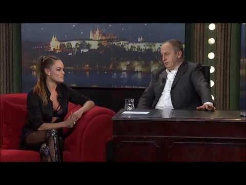 3. Aneta Antošová - Show Jana Krause 7. 2. 2014