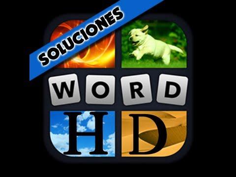 4 fotos 1 palabra | (Respuestas de 6 letras) HD - YouTube