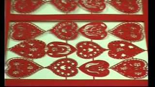 Paper laser cutting, Découpage laser du papier by Pointtopaper:
