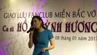 Em Nhớ Anh Vô Cùng - Hồ Quỳnh Hương live [HỌP FANCLUB MIỀN BẮC]