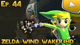 Zelda Wind Waker HD : Figurines Tendo Episode 44 Let's