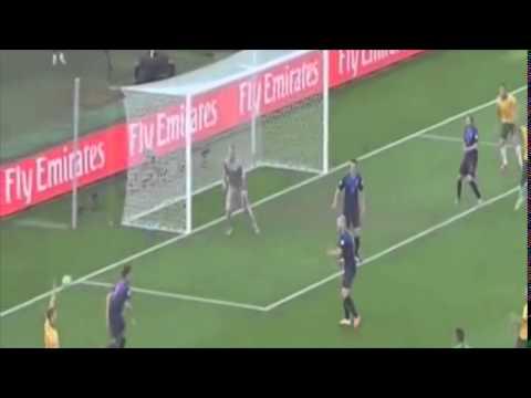 Netherlands vs Australia World Cup 2014 3-2 : Goals & FULL HIGHTLIGHTS