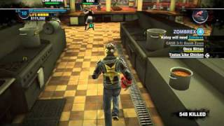Dead Rising 2 Tastes Like Chicken (Easy Way To Kill