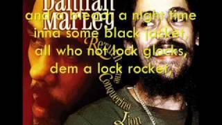 Welcome To Jamrock- Damian Marley W/ Lyrics