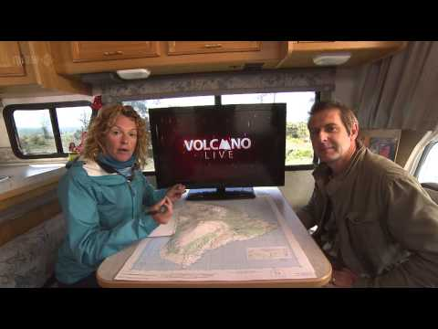 BBC Volcano Live 1 of 4 An Introduction to our Active World