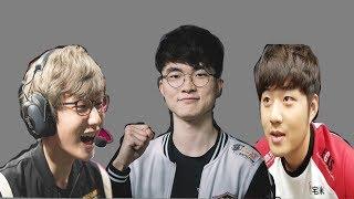 Khi các thành viên SKT rủ nhau solo, ai sẽ là người thắng cuộc ?