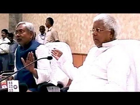 With Bihar elections due, Nitish Kumar and Lalu are collaborating often