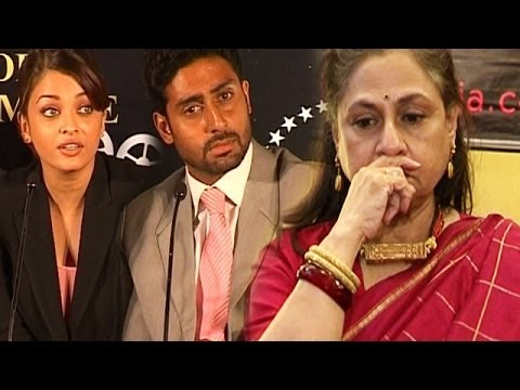 Aishwarya Rai Bachchan wants to shift in New house with Abhishek Bachchan because of Jaya Bachchan