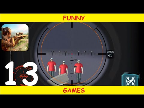 Sniper Strike 3D Shooting Games Gameplay Walkthrough (Android,iOS) - Part 13