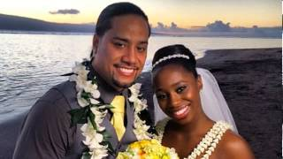 Naomi And Jimmy Uso Are Married!