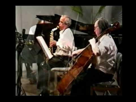 Allegro deciso, 4to movimiento de la Partita Op. 100 de Juan Orrego Salas