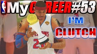 NBA 2K14 MyCareer Finals THE CLOSER