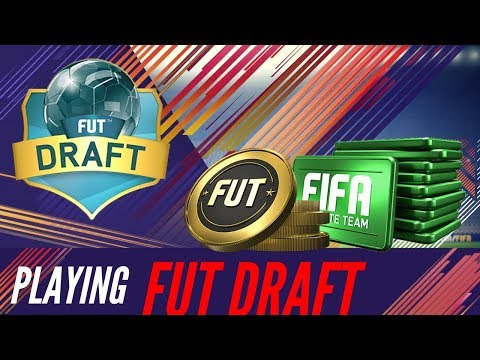 Fut Draft, Lets Get A Win! -New Fut Birthday SBC  -  Fifa 18 Live