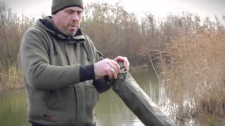 ***CARP FISHING TV*** New XL Stink Sleeve