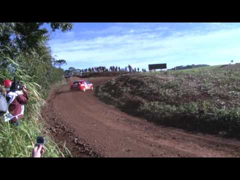 Shakedown e Qualifying 4x4 - Rally de Erechim 2013