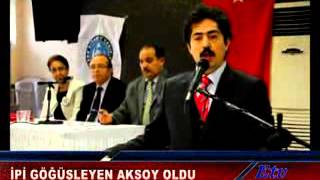 İpi Göğüsleyen Ahmet Aksoy Oldu