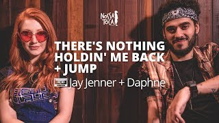 There's Nothing Holdin' Me Back - Shawn Mendes (Jay Jenner + Daphne cover Nossa Toca) JOGADOR Nº1
