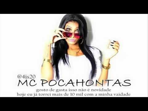 Mc Pocahontas - Mulher Do Poder  ♪♫  - Com a Letra HD Musica Nova 2012