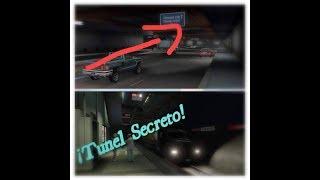 Tunel Secreto En Gta Liberty City Stories PSP