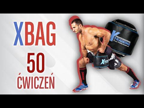Dr Analiza radzi – trenuj z obciążeniem XBag na 50 sposobów (+video)