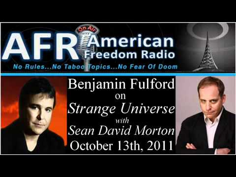 The War Against Financial Cabal. Benjamin Fulford on Strange Universe Radio