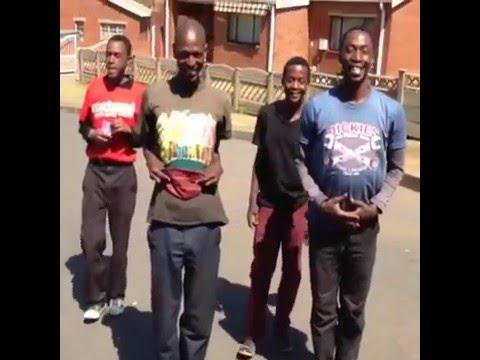 những bước nhảy hay mà độc của ba anh chàng châu Phi