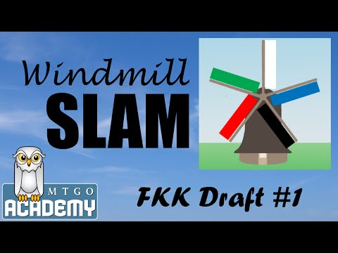 Windmill Slam - Fate Reforged/Khans/Khans Draft #1, 5 Feb. 2015
