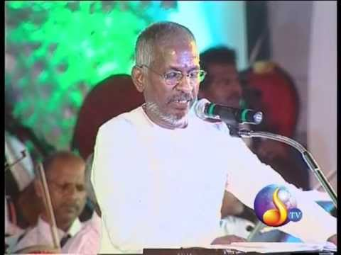 Ilaiyaraja & Kamal Haasan's Speech about London Concert 2013