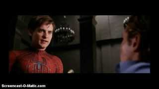 Spider Man 2: Harry Finds Out