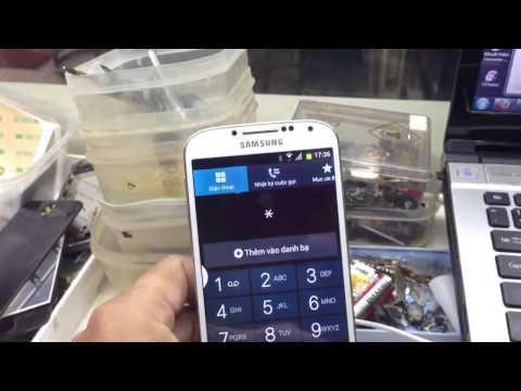 Galaxy S4 tàu khự nháy giống S4 của samsung