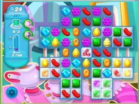 Candy Crush Soda Saga level 357