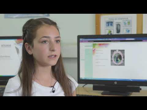 ePortfolio-Antonia Georgiou / Polemidia Gymnasium (without Subtitles)