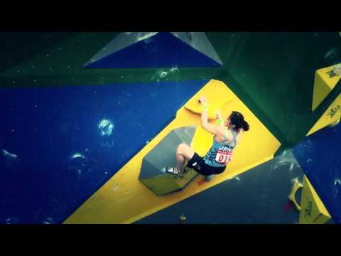 Boulder World Cup 2012 report - Chongqing, China