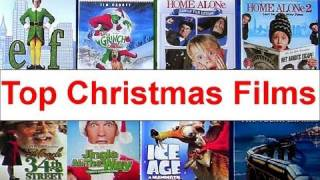 My Top 30 Must See Holiday Films Blu-ray DVD 25 Days Of