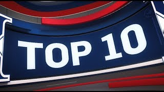 Top 10 Plays of the Night: January 28, 2018