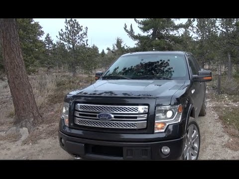 Hình ảnh trong video 2013 Ford F-150 EcoBoost Limited Off-Road
