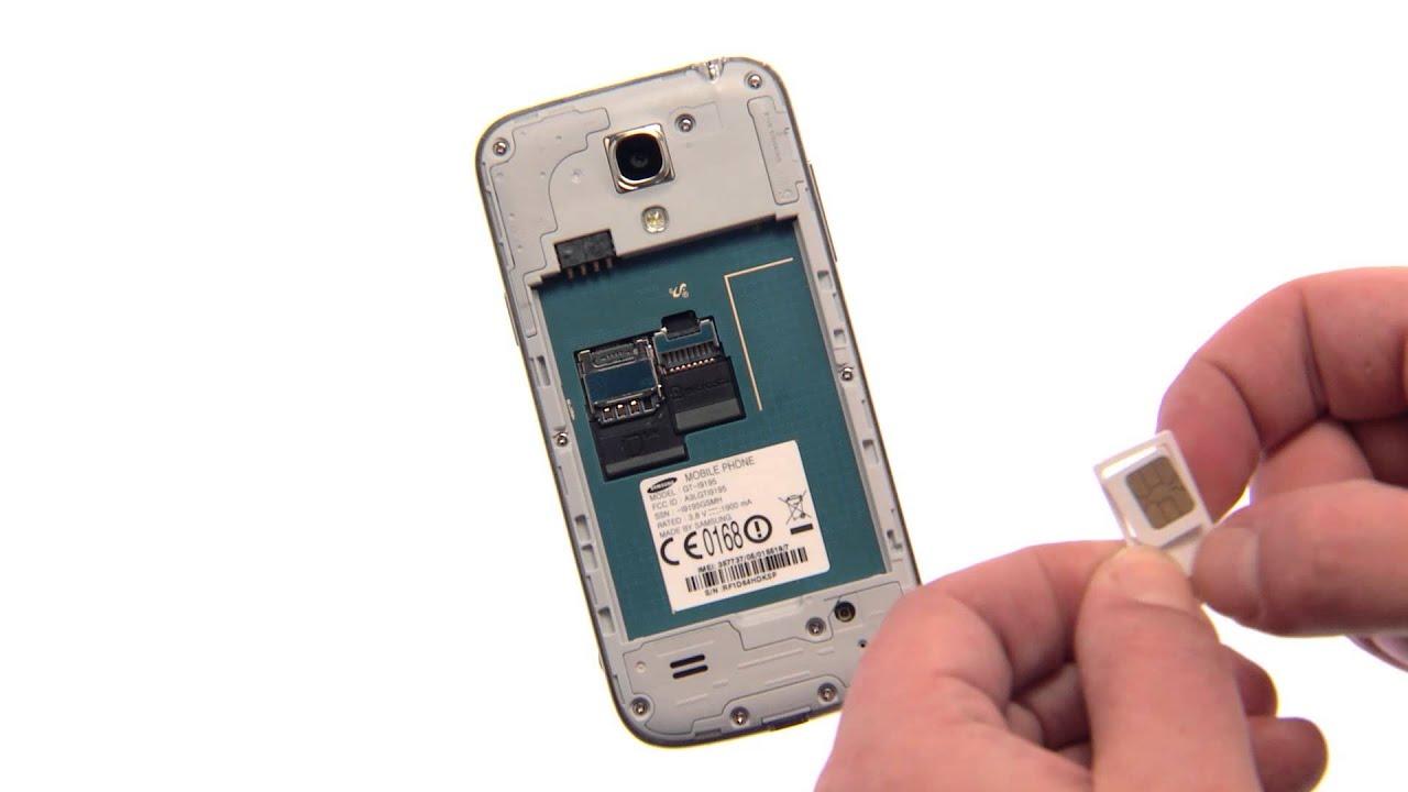 Samsung как сделать карту 20