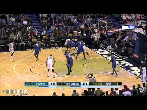 Tyreke Evans New Orleans Pelicans Highlights-2013 /14 Season