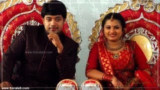 Malayalam Serial Actress Souparnika Wedding Gallery