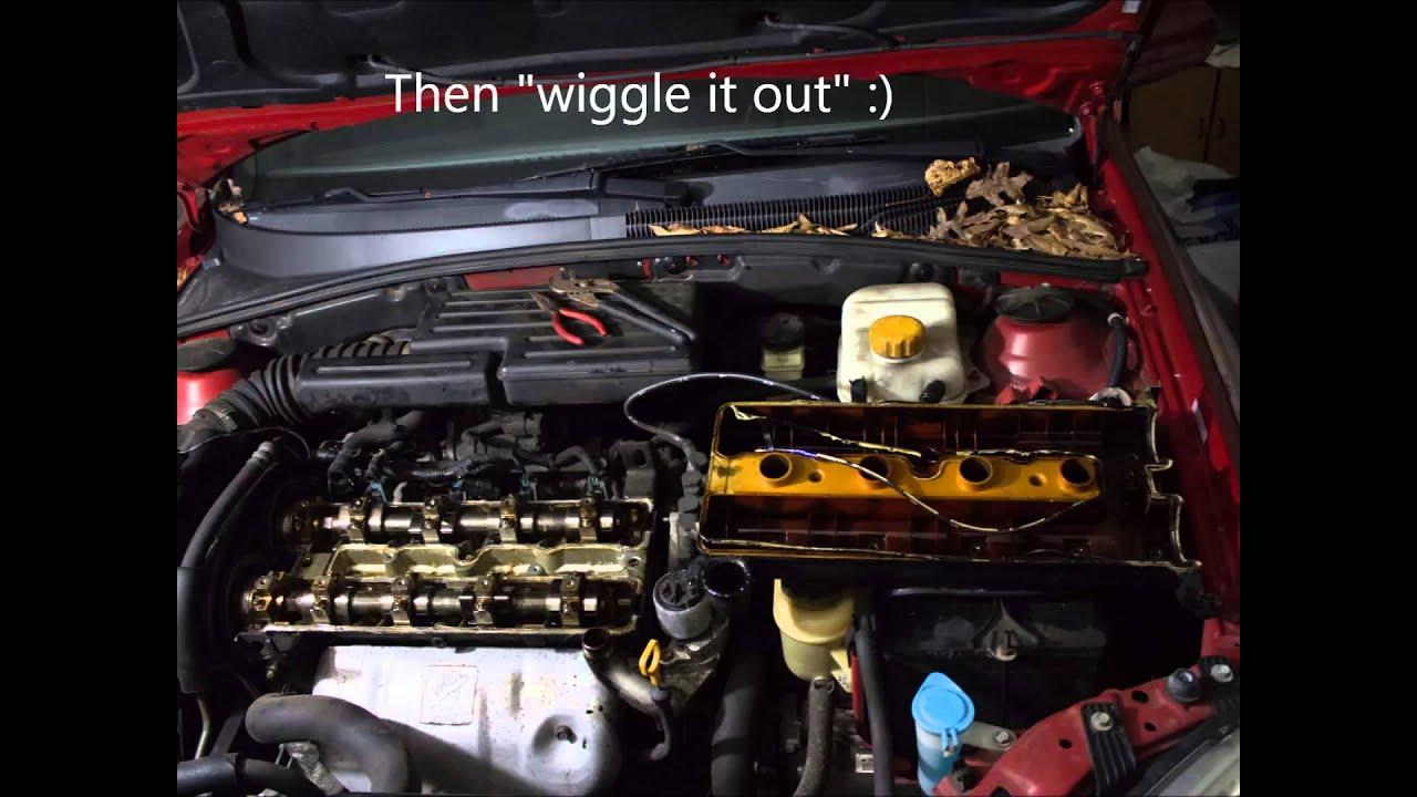 How To Seal Head Gasket Leak On Suzuki Aerio